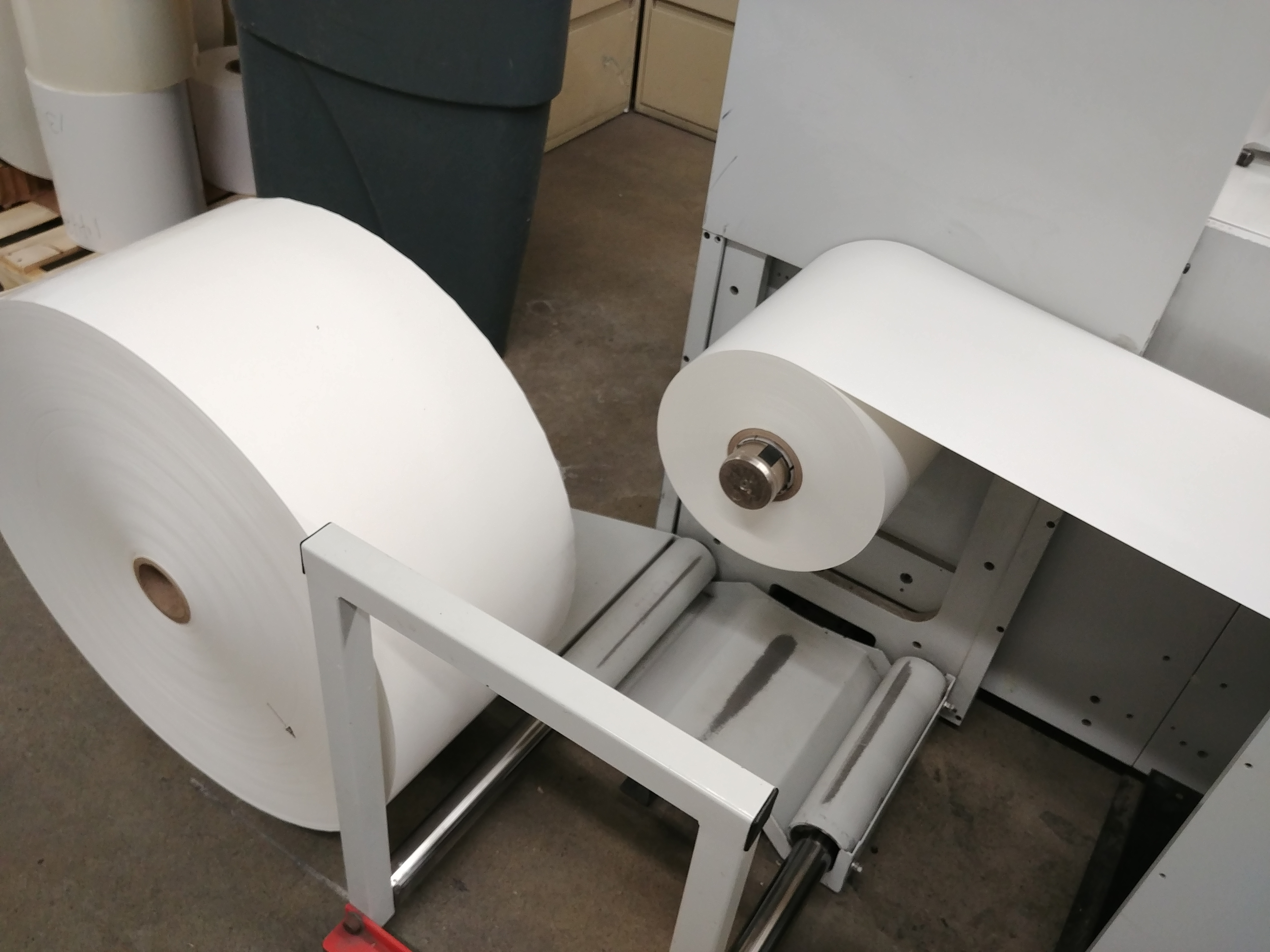 paper-roll-mounted